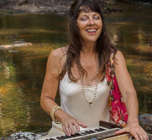 Jo Kelly (Cafe Mantra Music)