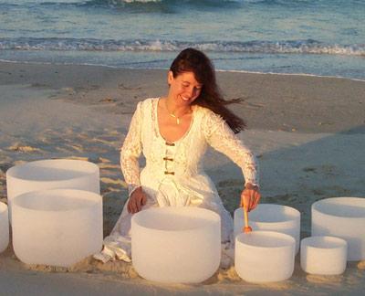 Crystal Singing Bowls – Chicchan