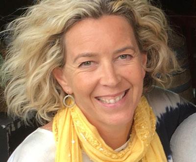 Kate Llewellyn Messenger