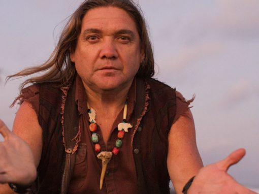 Peter Bowden (Womblé Mahtu)